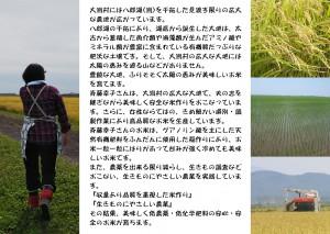 斉藤幸子さん説明